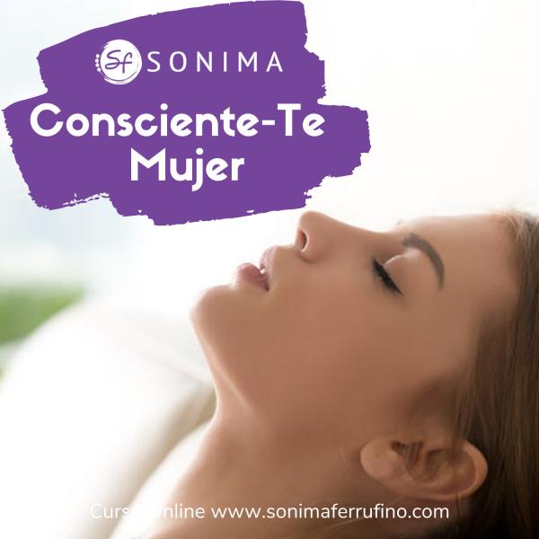 Consciente-Te Mujer Cover